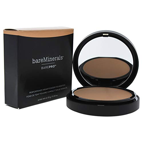 bareMinerals BarePro Powder Foundation 10g 10 - Cool Beige