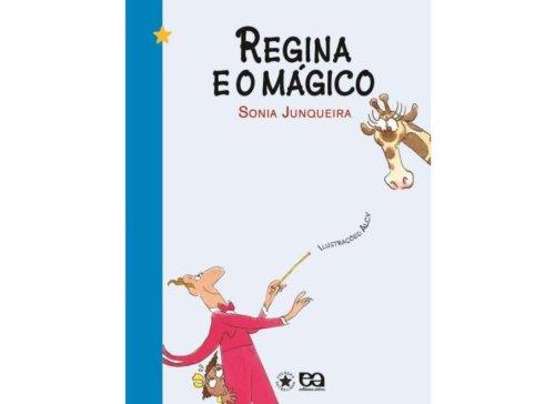 A Regina e o mágico