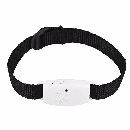 Preeyawadee Safe Dog Cat Pet's Ultrasonic Electronic Flea Insect Repellent Pest Mosquitoes Tick Repeller Collar
