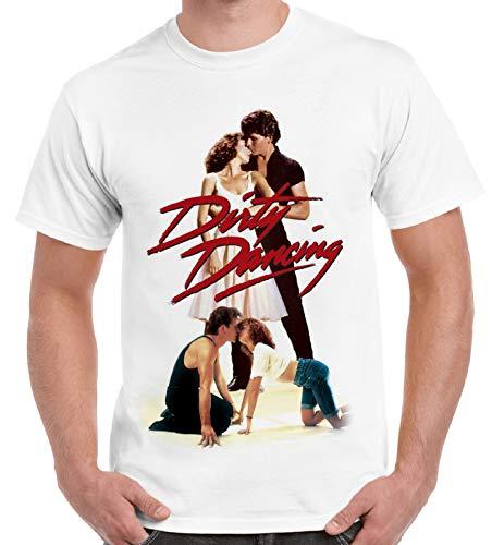 Mcp Fashion Dirty Dancing Movie Poster, Cooler Spruch, Slogan, lustiges Design, Geschenkidee