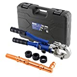 IBOSAD Copper Tube Fittings Hydraulic Pipe Crimping Tool with 1/2