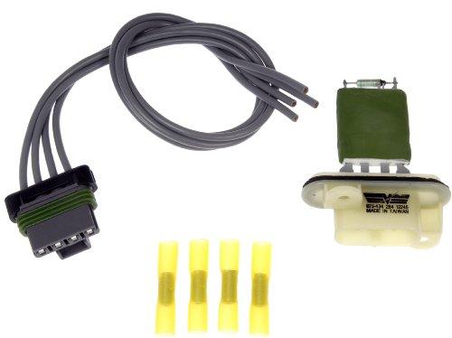 06 colorado blower motor resistor - 1