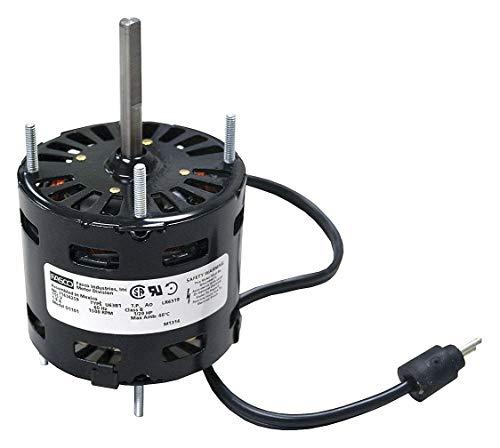 FASCO, D1101, HVAC Motor, OAO, 1/20 HP, 1500 rpm, 115V