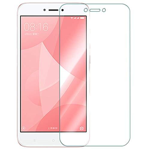 【3 piezas】Vidrio templado ultrafino, para Xiaomi Redmi 5 5A 4X 4A Película protectora a prueba de explosiones, para Xiaomi Mi4 Mi5 plus Protector de pantalla-Para Redmi 5A