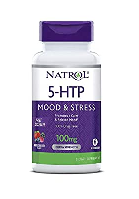 Natrol 5-HTP Mood and Relaxation Enhancer