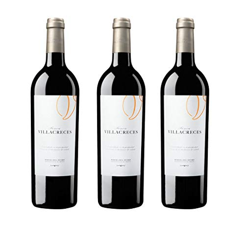 Finca villacreces Vino tinto - 3 botellas x 750ml - total: 2250 ml