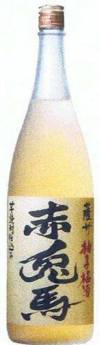 赤兎馬 『柚子梅酒』1800ml