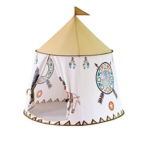 Viñedo Carpa para niños yurta de Interior Juego de casa para niños Hamburguesa Bebé Castillo Juguete