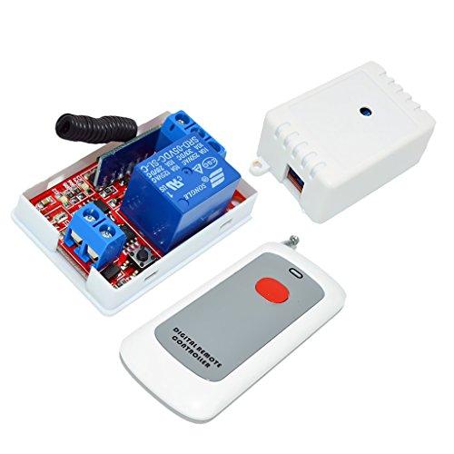 MagiDeal 5V Module de Controleur sans Fil Controle à Distance Jusqu'à 1000m pour Eclairage Potail Appareil Equipement - 15-1000 metrea