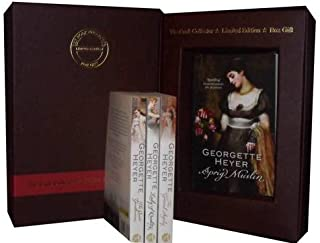 Georgette Heyer 4 Books Collection Pack Set: (The Quiet Gentleman, Lady of Quality, The Grand Sophy & Sprig Muslin)