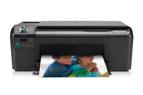 HP Photosmart C4780 Multifunktionsgerät