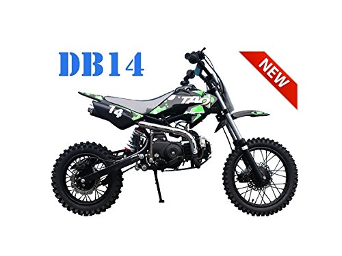 TAO Dirt Bike DB14 (Green)