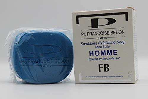 Pr. Françoise Bedon Savon exfoliant au beurre de karité HOMME 200 g