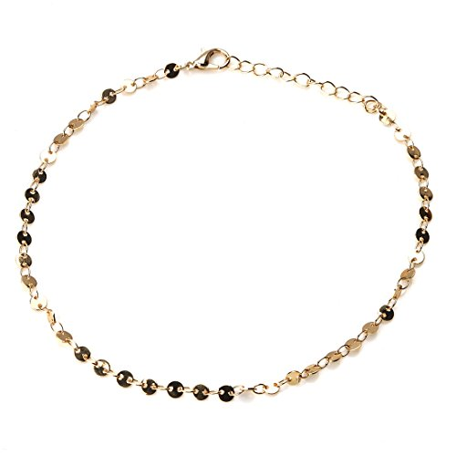Aooaz Ankle Bracelet for Women and Girl Star Beach Anklets Foot Jewelry Silver