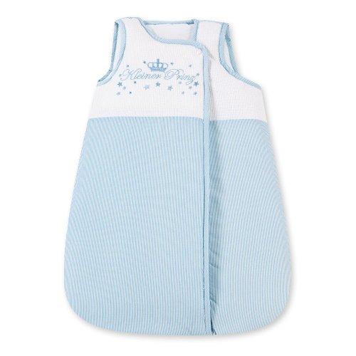Gigoteuse d'hiver / sac de couchage d'été pour bébé garçon et fille 70 cm Petit prince bleu. Kleiner Prinz Blau