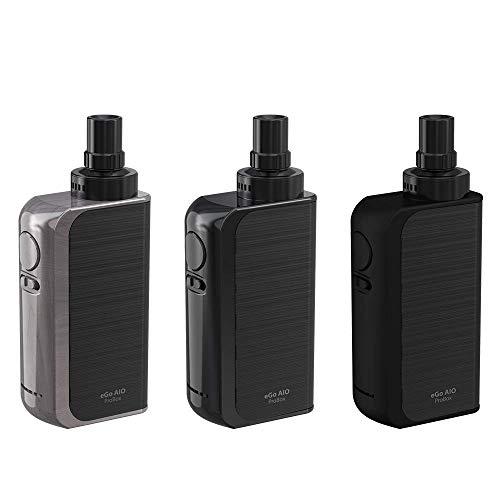 Joyetech eGo AIO ProBox Kit 2100mAh イゴ AIO プロボックスVape電子タバコスタートキット 液漏れしない ベイプ キット正規品 (グロスブラック(Gloss black))