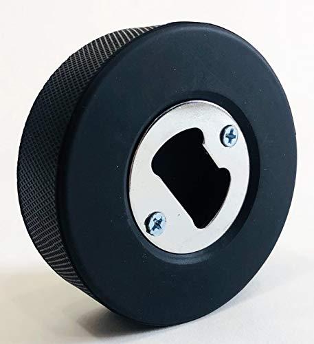Eishockey-Puck-Flaschenöffner | Flaschenöffner | Tolles Geschenk für Ihren Hockey-Spieler oder Hockey-Trainer | Hockey-Geschenk