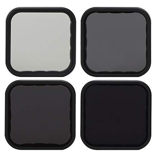 SALUTUYA Filtro de Lente de cámara de imágenes claras de Alta Durabilidad, para cámara Sport Insta360, para cámara Insta360 One R