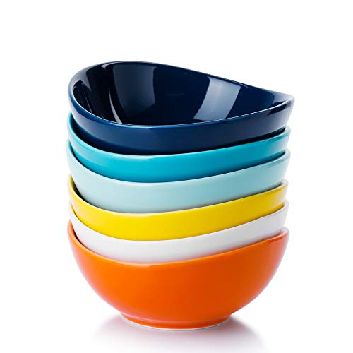 Mini Bowls for Dipping Sauces,