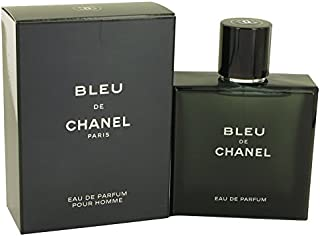 Bleu De Chanel by Chanel Eau De Parfum Spray 5 oz for Men