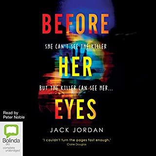 Before Her Eyes cover art