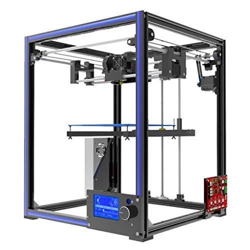 DM-DYJ X5 Imprimante 3D, Niveau Industriel Haute Précision Bureau FDM École DIY Imprimante, Taille d'impression 330 * 330 * 400mm