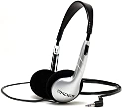Koss KPH5 Stereo Headphones with Foam Ear Cushions (Discontinued by Manufacturer)