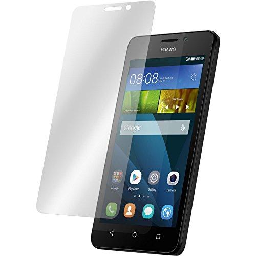 PhoneNatic 4er-Pack Bildschirmschutzfolien klar kompatibel mit Huawei Y635