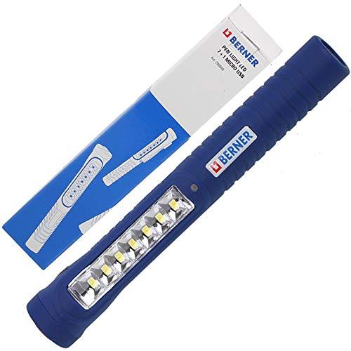 Berner -   Pen Light LED 7+1