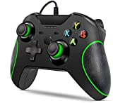 Zeion Controller for Xbox One, Wired Enhanced Controller for Xbox One/X/S/Elite PC Windows 7/8/10 (USB Black)