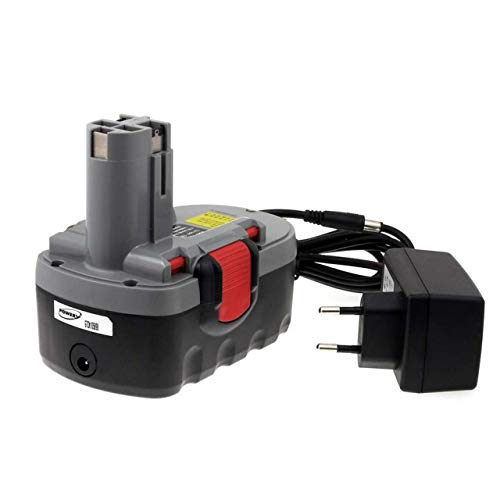 Accu voor Bosch Decoupeerzaag GST 18V o-pack Li-Ion inclusief acculader, 18V, Li-Ion