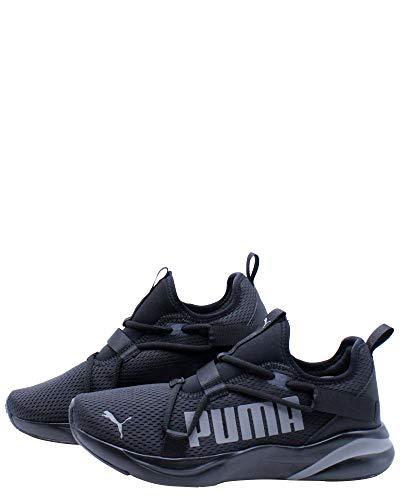 PUMA Softride Rift Slip-On Bold Puma Black/Castlerock 9.5 D (M)