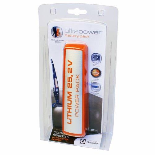 Electrolux 900166944 ZE 033 Pak Batterie per ZB5012, Litio, 25,2V