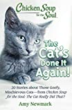 Chicken Soup for the Soul: The Cat's Done It Again!: 20 Stories About Those Goofy, Mischievous Cats - from Chicken Soup for the Soul: The Cat Really Did That? (English Edition)