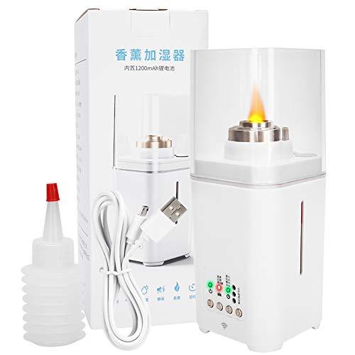 Sorpresa de verano Humidificador difusor de aroma, difusor de aroma práctico de alta calidad, funciones de sincronización 3 tipos de modos de niebla para la sala de estar del dormitorio