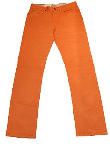BOSS ORANGE Jeans ORANGE 25 Farbe ORANGE 808 (31/34, Orange)