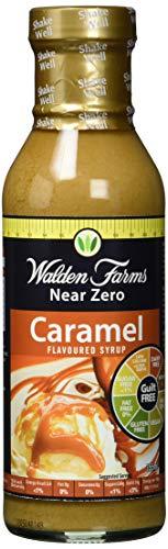 Walden Farms Syrup Caramel Syrup 6 Stück