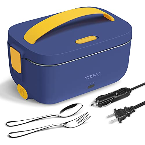 YISSVIC Electric Lunch Box for Car /Truck