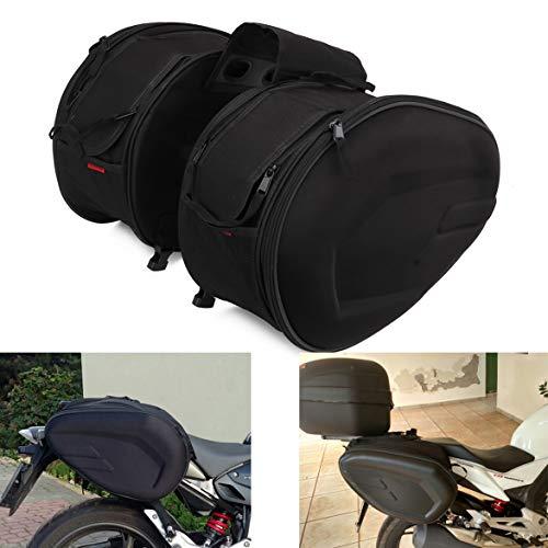 Caja de Motocicleta Bolsa Alforjas Moto Mochila Moto Imperme