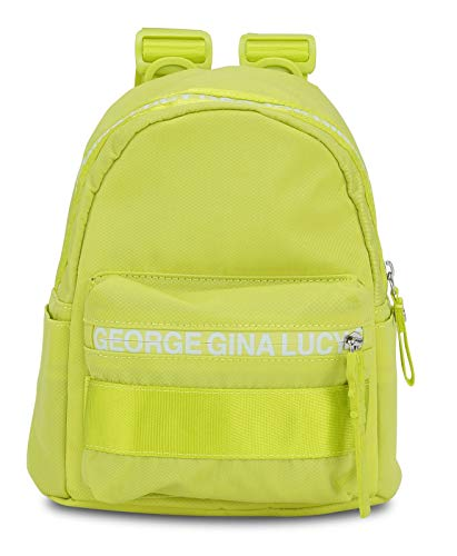 George Gina & Lucy Nylon Roots Solid XWOGL Yellow