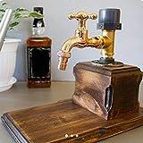 Vatertags Wasserhahn Form Alkohol Spender, Whisky Spender, Wasserhahn Form, Saft Spender Für Party Dinners Bars Und Getränkestationen, Single