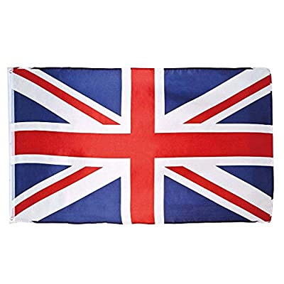 Great Britain Flag 5ft x 3ft by Amscan