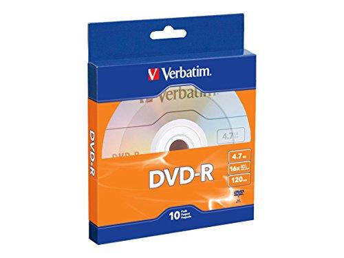 Verbatim DVD-R 4.7GB 16x Recorda...