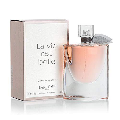 Läncóme La Vie Est Belle For Women L'Eau De Parfum Spray 3.4 OZ. 100 ml.