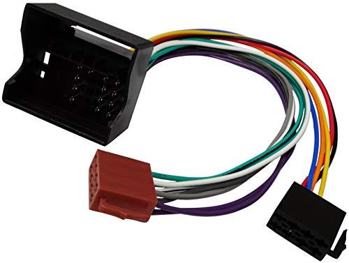 AERZETIX: Cavo adattatore - Spina ISO - per autoradio - C4576