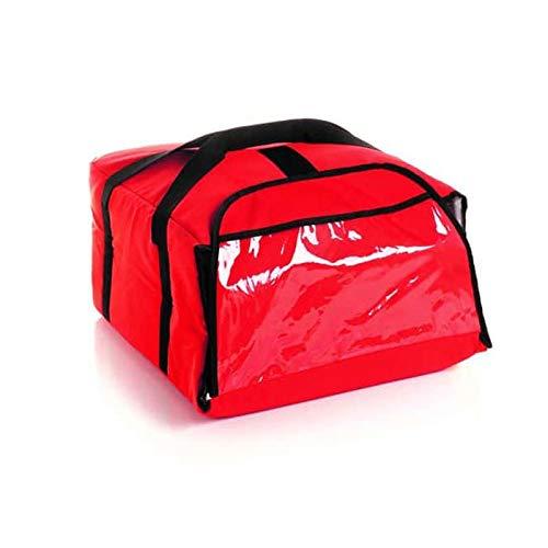 GRAN SCOOTER Bolsa Térmica Para Baúles (Amplia Capacidad Interna, Conserva Productos en La Temperatura Ideal, Modelo Universal, Material Resistente) – Rojo