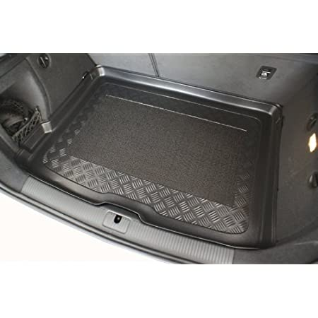 carmats4u To fit A3 HB 3 /& 5dr//Sportback 2012 Fully Tailored PVC Boot Liner//Mat//Tray Black Carpet Insert