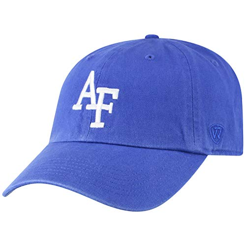 Top of the World Air Force Falcons Herren Verstellbare Relaxed Fit Team Icon Hat Verstellbar