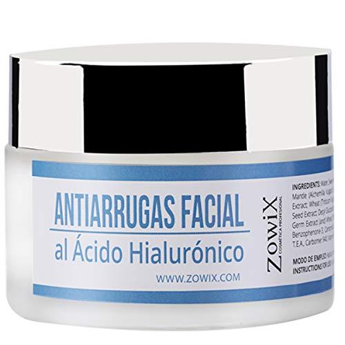 ZOWIX Crema Facial Antiarrugas para Piel