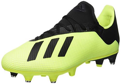 Adidas X 18.3 Sg Voetbalschoenen voor heren, geel
